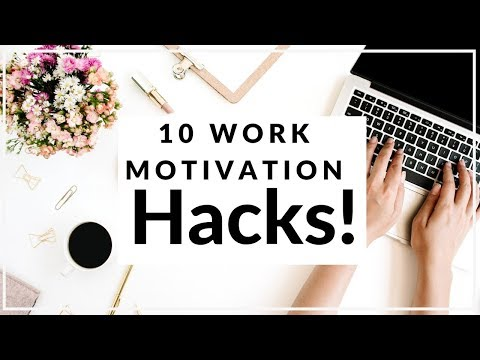 STUDY MOTIVATION || 10 Life Hacks to get Motivated to Study!
