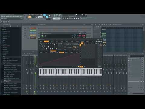Intro to Music Technology FM Bass Tutorial Project