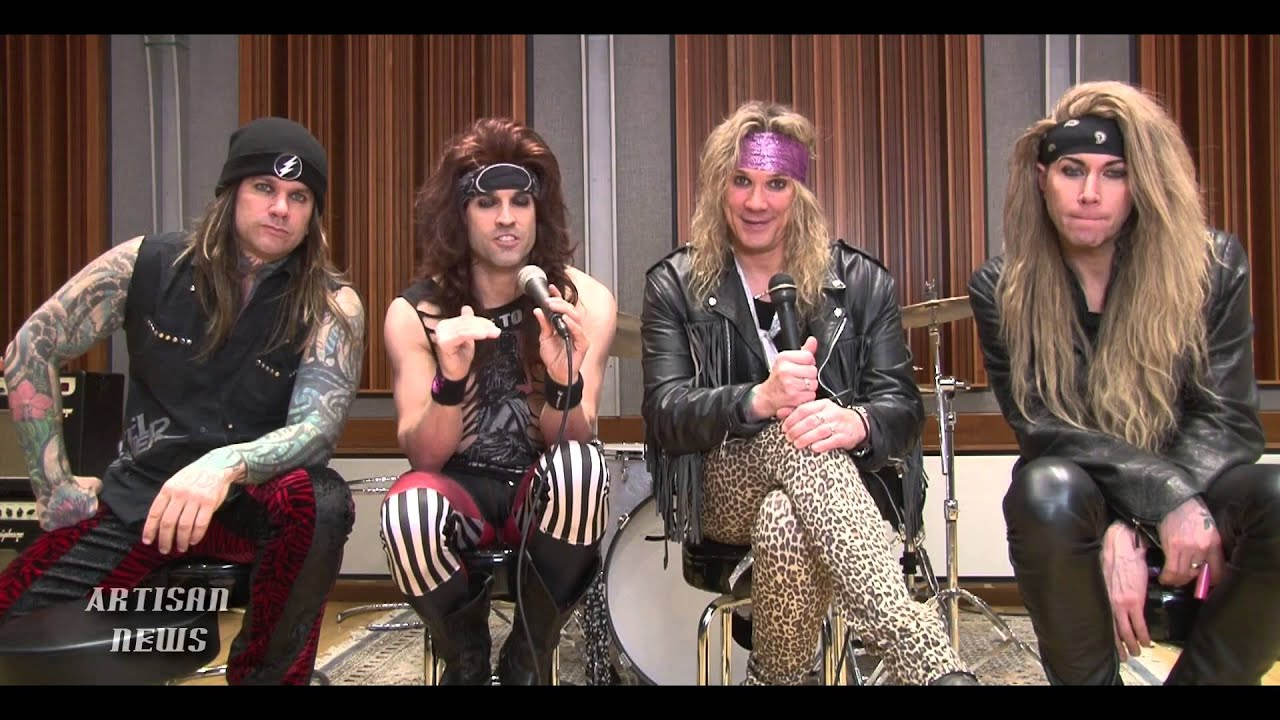 steel panther talks all you can eat release vivian campbell guest ten strikes youtube. Black Bedroom Furniture Sets. Home Design Ideas