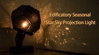 Edificatory  Sky Projection Light review - Gearbest.com