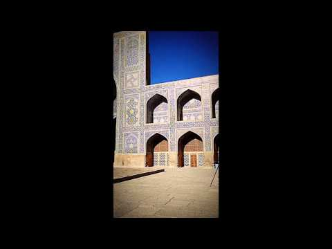 Isfahan: Imam moskeen