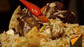 Рецепт вкуснейшего хан-плова