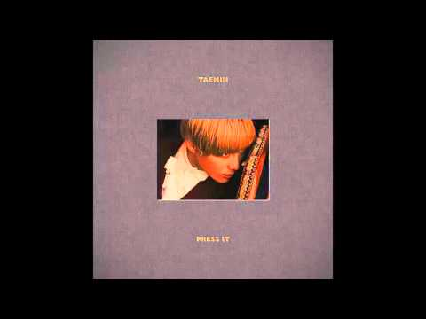 TAEMIN - Press It - The 1st Album
