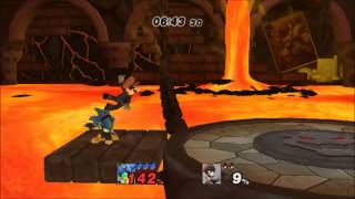 Cheick fails at Project M #1