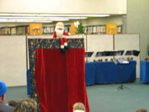 Puppet Show - Flint Library - December 06, 2005