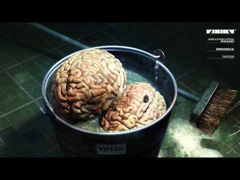 Noisia & Ed Rush & Optical - Brain Bucket (VSN009)