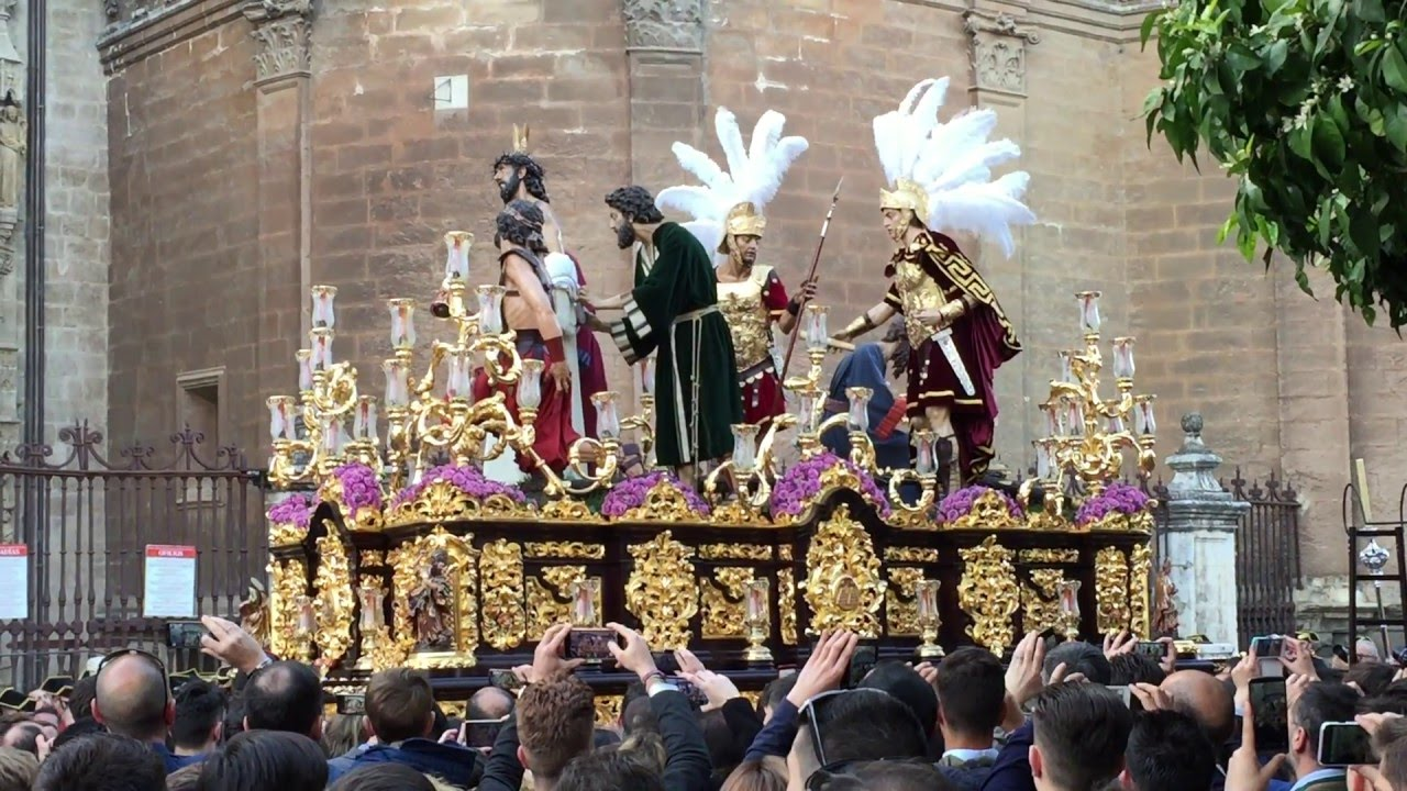 Semana Santa Seville, Spain 2016 - YouTube