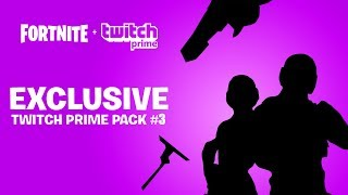 Where Is Twitch Prime Pack 3?! (EXPLAINED) Fortnite Twitch FREE Skins Cancelled? (How To Get It)