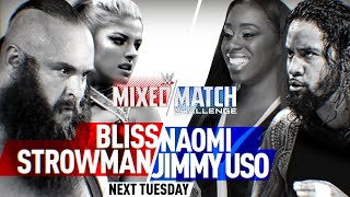 """""""Team Little Big"""" and Jimmy Uso & Naomi gear up for a WWE MMC collision"""