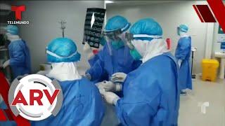 Coronavirus: Nueva forma de detectarlo multiplica los contagios en China | Al Rojo Vivo | Telemundo
