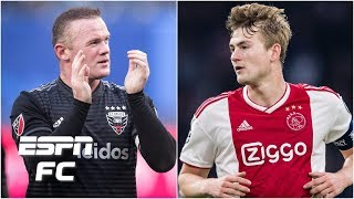 What will Wayne Rooney's legacy be in America? Should Liverpool chase Matthijs de Ligt? | Extra Time