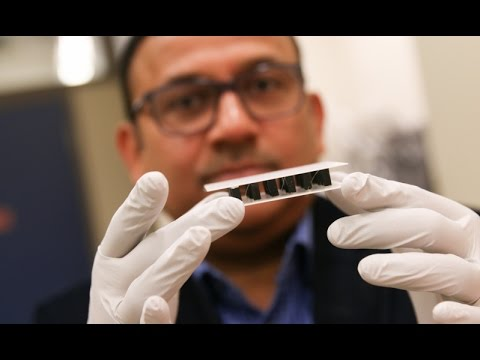 Engineers develop non toxic material that generates electricity through hot and cold