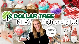 SHOPPING A *SMALL* DOLLAR TREE FOR THE BEST $1 GIFTS 🎁 (high end ideas you can actually find!)