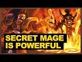 Aggro Secret Mage Is Powerful | The Witchwood Hearthstone