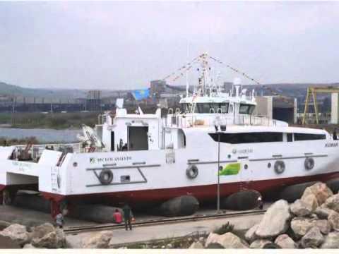 NB15 RESEARCH SHIP LAUNCH