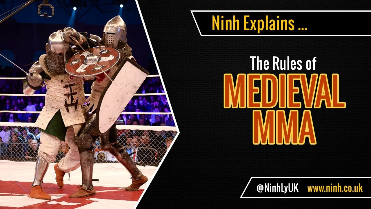 The Rules of Medieval MMA - EXPLAINED!