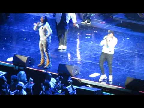 Young M.A - Ooouuu Prudential Center December 3, 2016 Hot For the Holidays