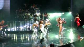 BEYONCE (BEGINNING)  IN WINNIPEG MTS CENTRE MARCH 28, 2009