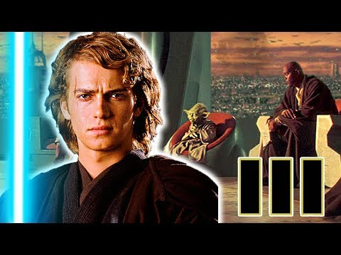 What ANAKIN Needed to Do to Become a JEDI MASTER - Star Wars Explained