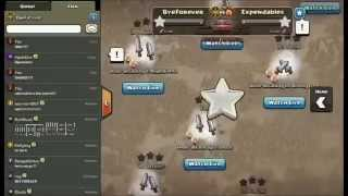 Clash of Clans [coc] - Epic Clan War Fight | 50 vs 50 | 50 Attack at the Same Time | [MUST WATCH]