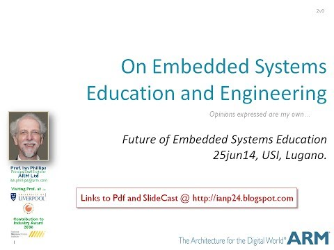 Embedded Syst. Engineering and Education - @UoLugano