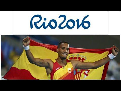 Final 110 m vallas juegos olimpicos rio 2016