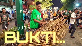 Download lagu BUKTI VIRGOUN Angklung Malioboro Carehal Cover Dangdut Koplo MP3