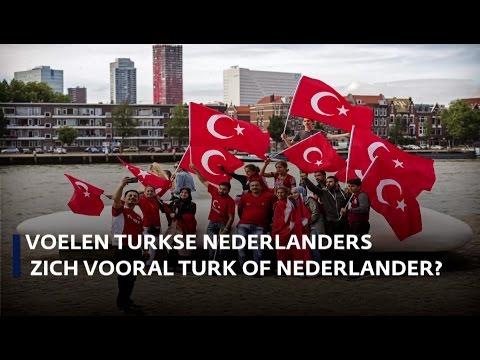 Voelen Turkse Nederlanders zich vooral Turk of Nederlander?