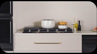 Built-in Appliances: A Bluetooth-connected Cooktop That Gives You More Control   Samsung