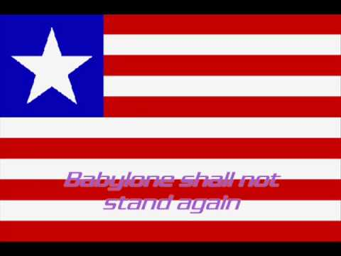 Alpha Blondy ( peace in Liberia+ lyrics )