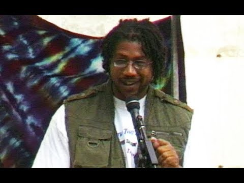 "Lawrence ""Larry"" Brooks - Berkeley Poetry Festival 1999"