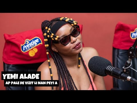Yemi Alade Chokarella Interview