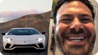 This Omaze Winner Scored a Lamborghini Aventador S! // Omaze