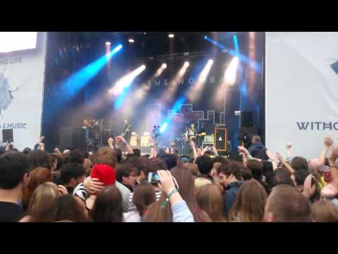 27\06\2015 Moscow, The Wombats - Let's Dance to Joy Division