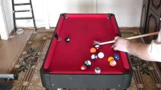 Домашний бильярд. Урок 3 (Home billiards. lesson 3) Американка