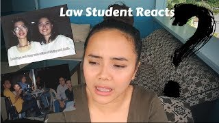 """LAW STUDENT REACTS TO """"GIVE UP TOMORROW"""""""