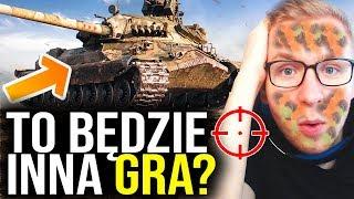 TO BĘDZIE INNA GRA? - World of Tanks