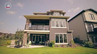 LUXURY HOME | 123 Walden Landing | Massive Kitchen | Walkout Basement