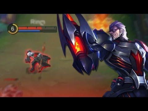 Mobile Legends New Moskov Skin Gameplay! Snake Eye Commander