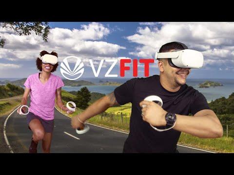 """VZfit - Bande Annonce """"Oculus Quest"""""""