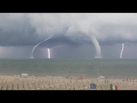 Tornados in Rimini (2018)