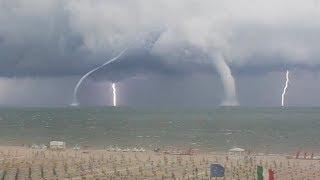 3 Tornados at Rimini (Italy)