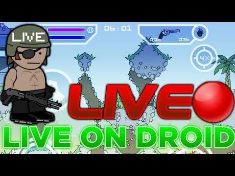 LIVE JUMP! Mini Militia Stream The Last Death💀 (check description to join)Sunday Stream