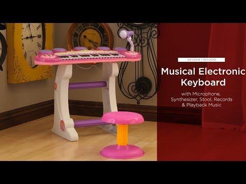 SKY2018 SKY2019 Musical Electronic Keyboard