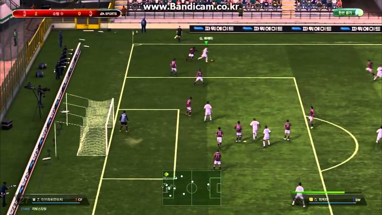 Tổng hợp pha xử lý của nhiều danh thủ FIFA Online 3