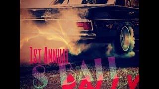 8 Ball Coast2coast: Gumball Rally race across the state