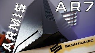 Przedpremiera - ARMIS AR7 SilentiumPC - pokaz i prezentacja - VBT - AR7 TG RGB
