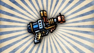 Pixel Gun 3D - Water Pistol UP1 [Review]