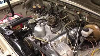 Мотор газ 2434