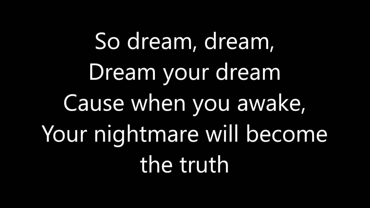 Tryhardninja dream your dream fnaf lyrics youtube tryhardninja dream your dream fnaf lyrics hexwebz Image collections